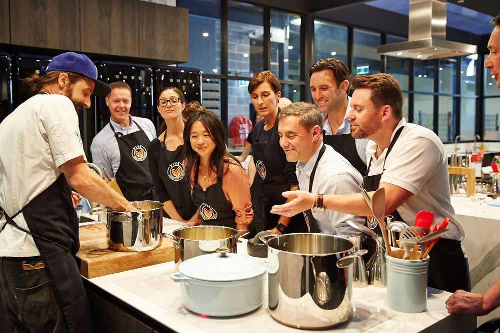 دوره های آموزشی آشپزی – کلاس حضوری آشپزی