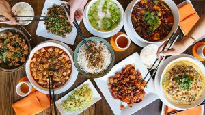 غذاهای بین المللی