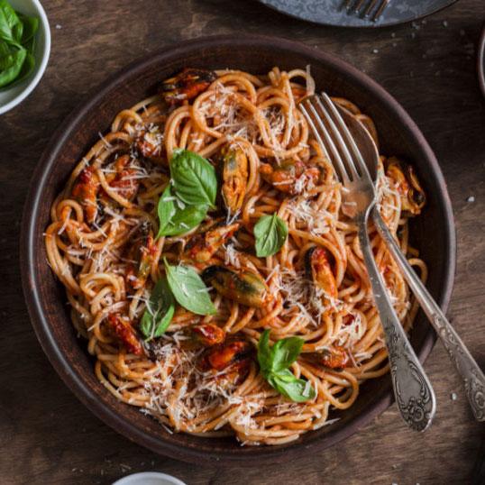 با انواع غذاهای خوشمزه ایتالیایی آشنا شوید !